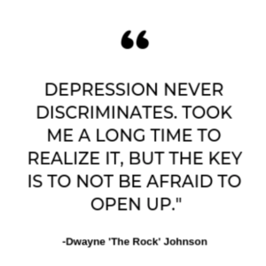 black history depression